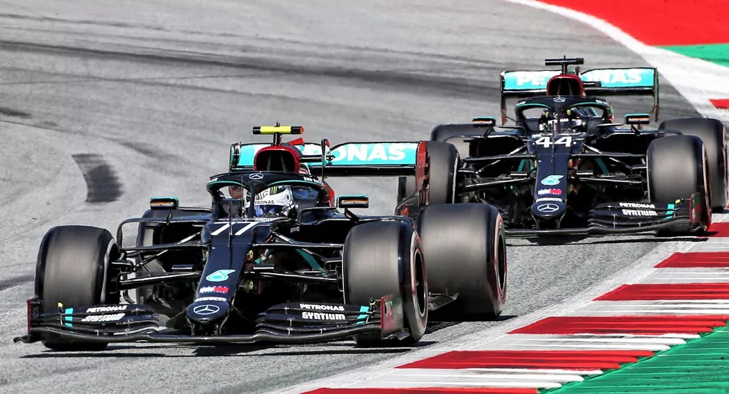 Austrian Grand Prix, 2020, Mercedes Duel, Daily Car Blog