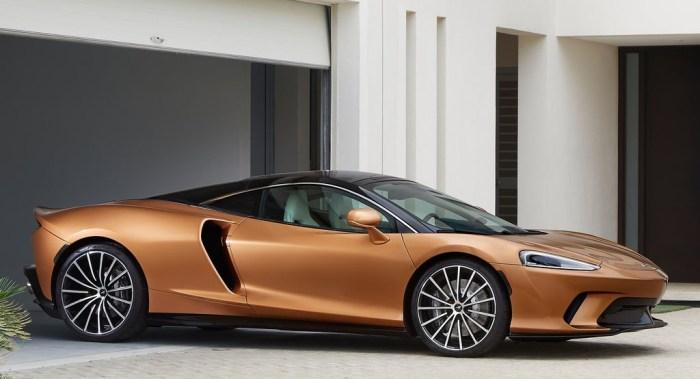 Cool Cars McLaren GT Dailycarblog