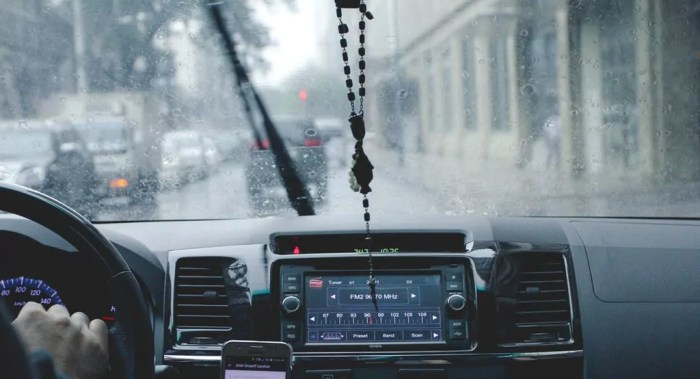 Windshield Wipers Advice, driving dailycarblog