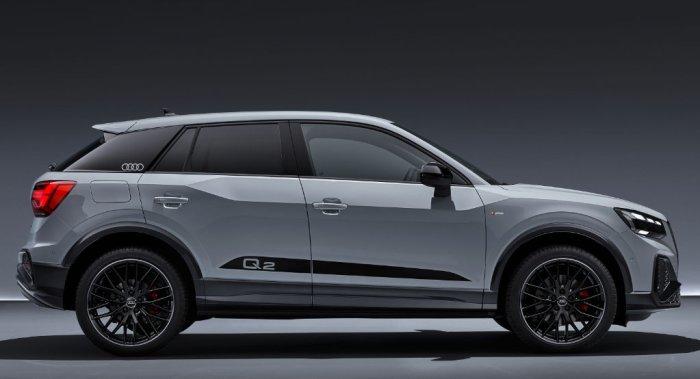 Audi Q2 updates SE dailycarblog