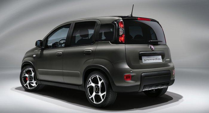 Fiat Panda 2021 refresh Dailycarblog