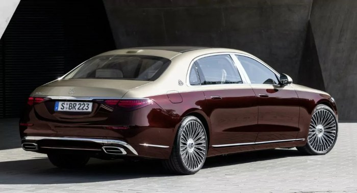 All New Mercedes S Class Maybach RQ Daily Car Blog