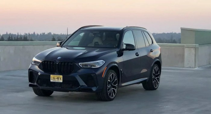 BMW X5 M Competition - Daily Car Blog - 004