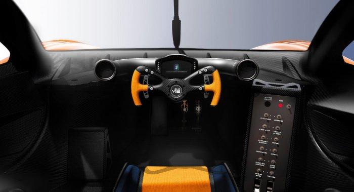 T50S Niki Lauda Interior - Dailycarblog
