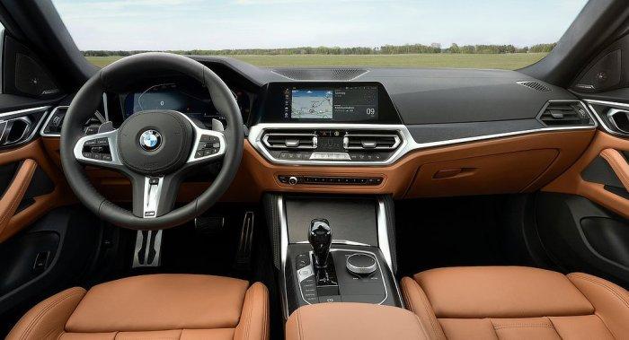 BMW 4 Series Grand Coupe UK Price interior - Dailycarblog