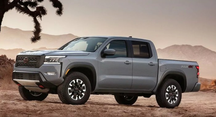 Nissan Frontier 2022 - Dailycarblog