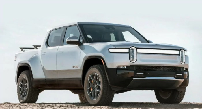 Rivian R1T Electric Pickup Truck - dailycarblog