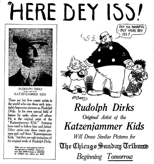 Comic Strips and Cartooning in News and History The Daily
