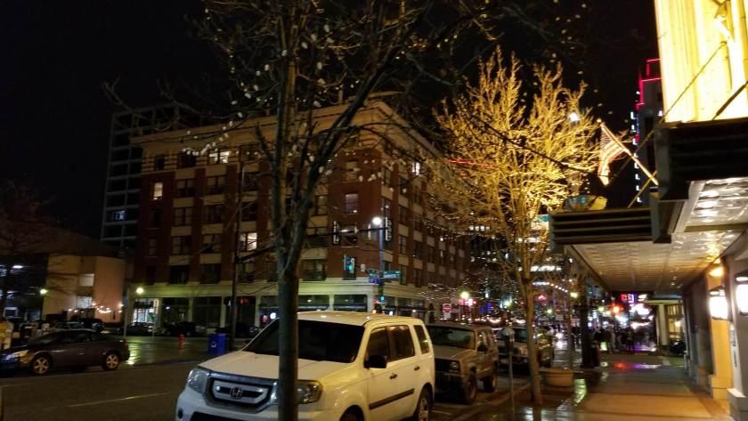 Evangelize: Downtown Boise Centered On Jesus