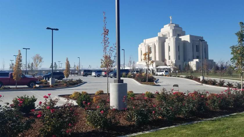 Witnessing At The Meridian Idaho Temple