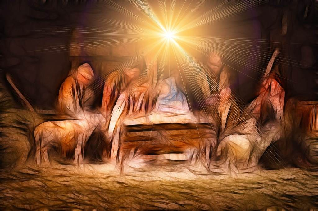 The Announcement Of Jesus's Birth