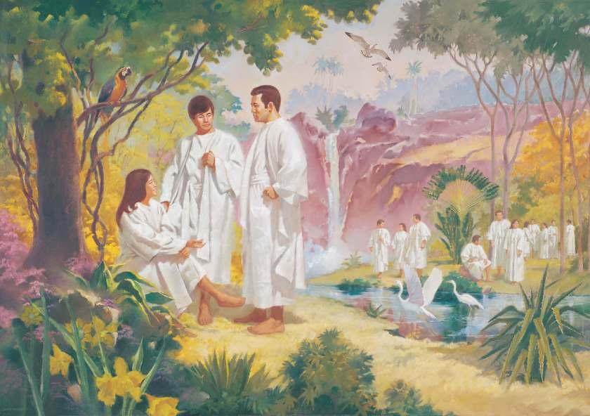 False Teaching: Pre-Existence For Humans