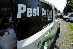 Pest Control, Commercial Technician car, Sayfr...