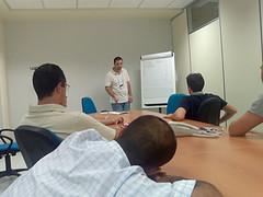 Meeting in the Office (Photo credit: antoniofurno)