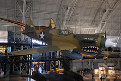 Curtiss P-40E Warhawk (Kittyhawk IA)