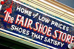 The Fair Shoe Store