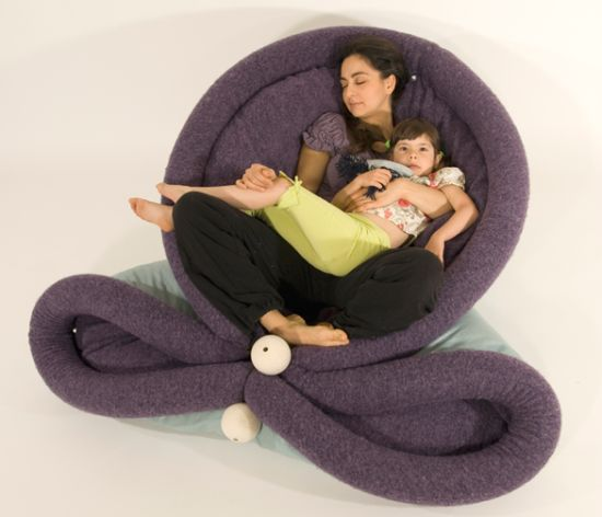 Blandito - Transformable Furniture Pad for Lazy Living