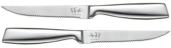 Five Finger Fillet Knife Set