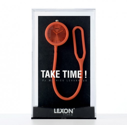 Take Time Watch by Mathieu Lehanneur