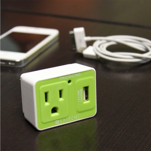 Satechi Compact USB Surge Protector