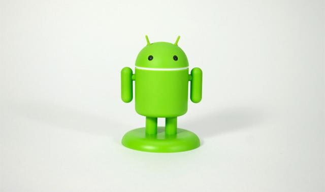 Android Robot USB Device Charger