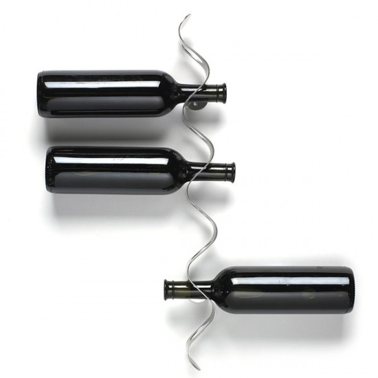 The Flow Bottle Rack