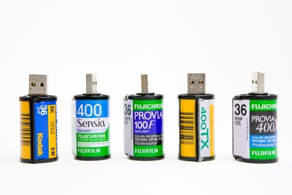 USB Film Roll