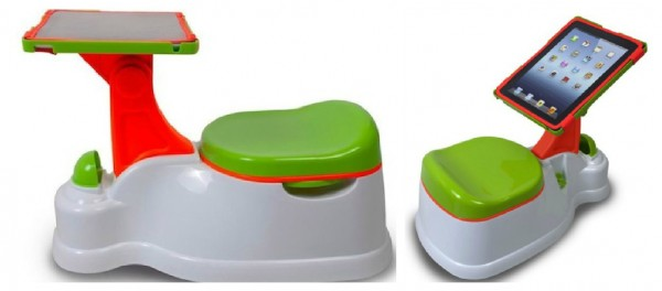 iPotty - iPad Toilet for Kids by CTA Digital