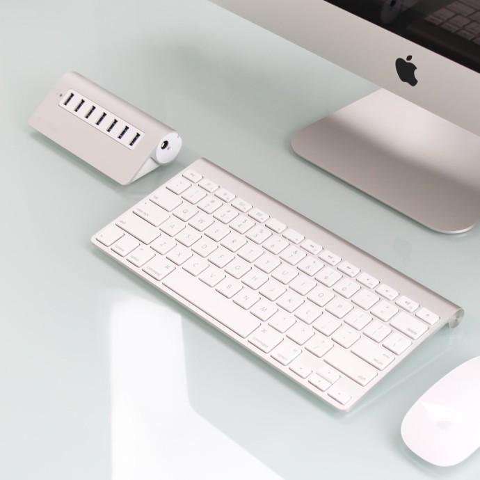 Satechi 7 Port USB 3.0 Premium Aluminum Hub