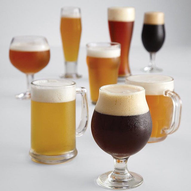 8 Piece Beer Tasting Set