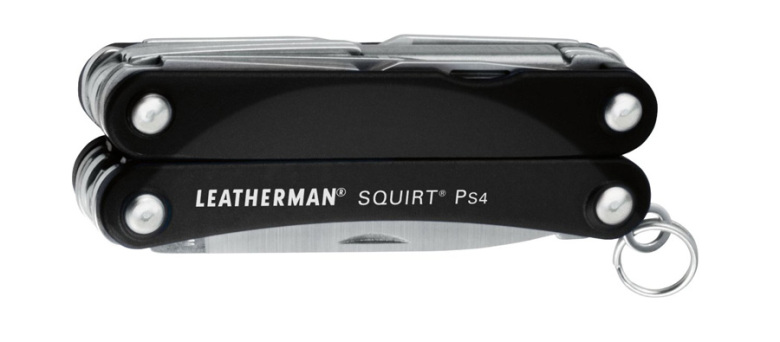 Leatherman Squirt PS4 Closed