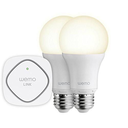 WeMo LED Lighting Starter Set Complete