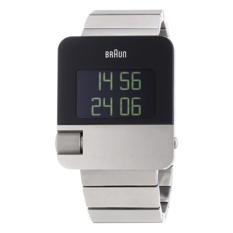 Braun Men's Prestige Digital Watch