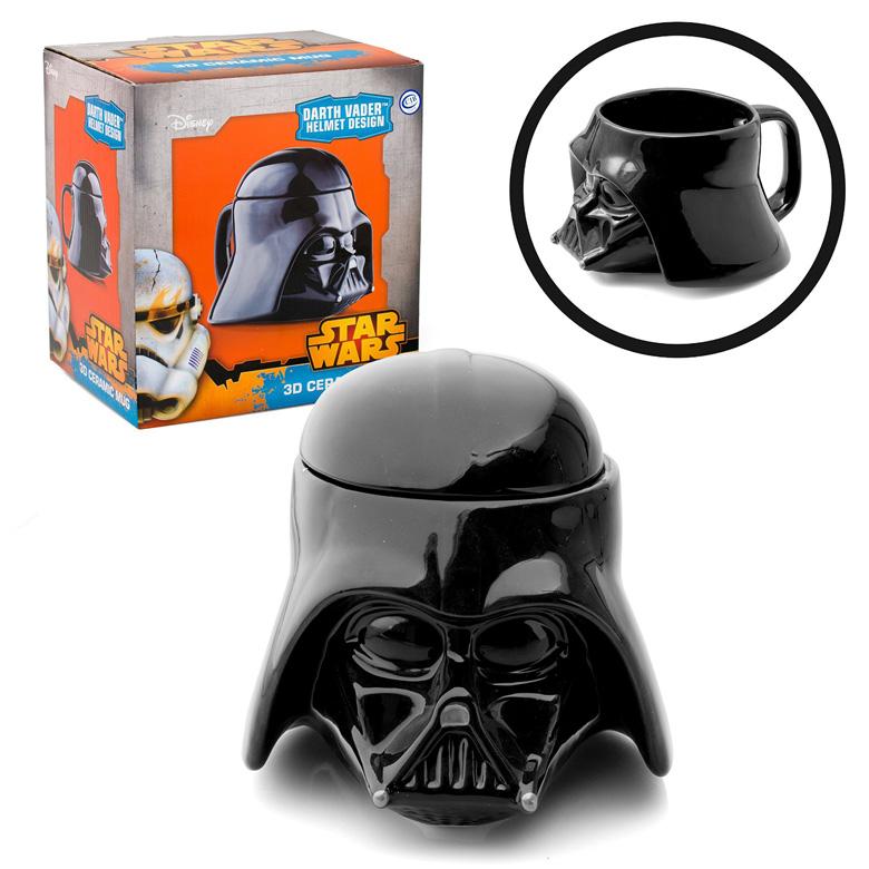 Star Wars Mug - Darth Vader Helmet