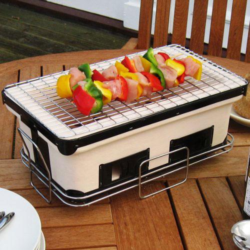 FireSense Yakatori Charcoal Grill