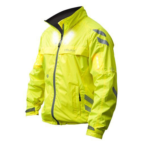 Commuter Cycle Jacket with LEDs and Turn Signals