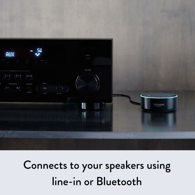 Echo Dot (2nd Generation) Aux