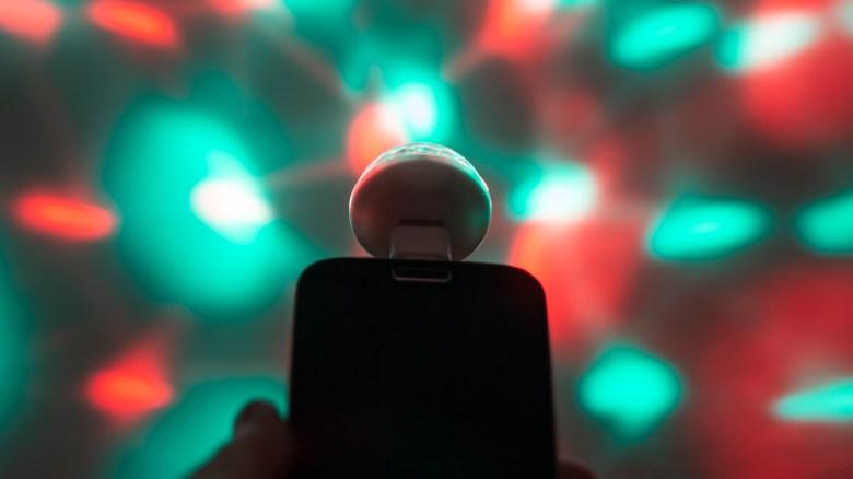 Mini USB LED Disco Ball