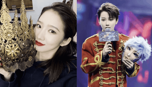 Meng Meiqi responded with Liu Yuxin's battle: everyone is unique