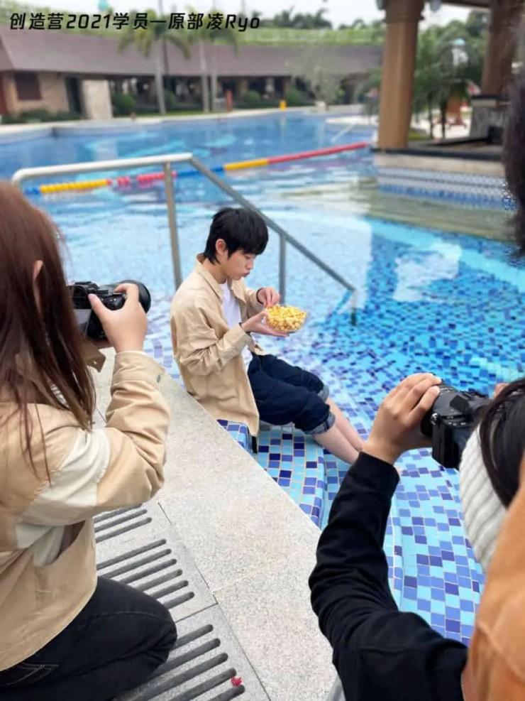 OAƒUa¿Oci-2-768x1024 A Sneak Peek Of The Upcoming Chuang 2021 Contestants