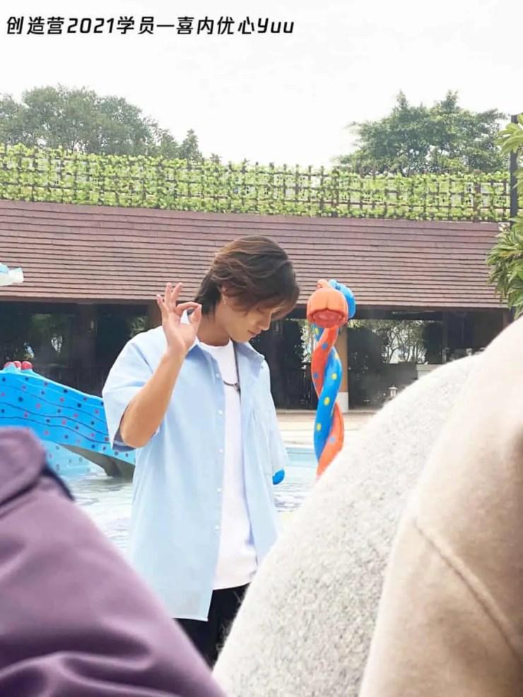 OuOaao╝yO┐a-1-768x1024 A Sneak Peek Of The Upcoming Chuang 2021 Contestants