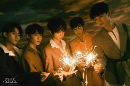 T.U.B.S (The Untamed Boys) Group Photo