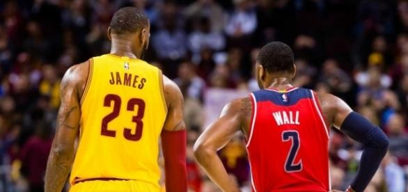 ad09e14fef0 King James scores 57 points 57 days before his 33rd birthday in Washington  DC against Wall s Wizards. Scoring 57 points 57 days before his 33rd on  11 3 ...