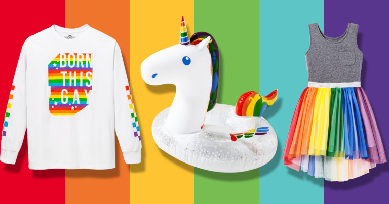 070f4f0b6 The retail store is also donating $100,000 to GLSEN, a non-profit that  advocates for safe, inclusive schools. TARGET SELLS LGBTQ CLOTHING FOR  CHILDREN, ...