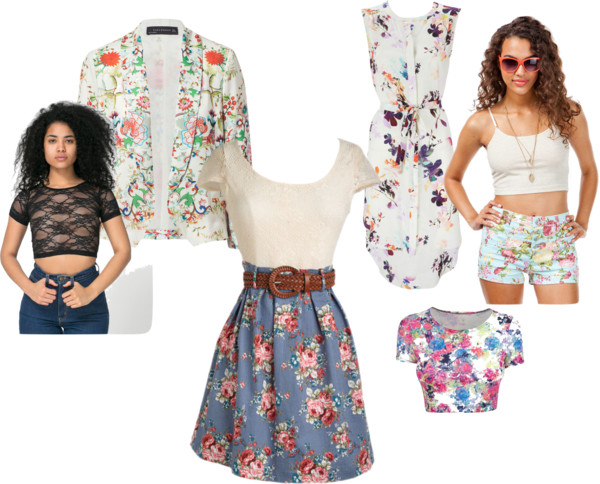 Floral Summer must have