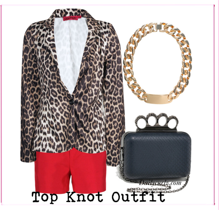 Top Knot outfit