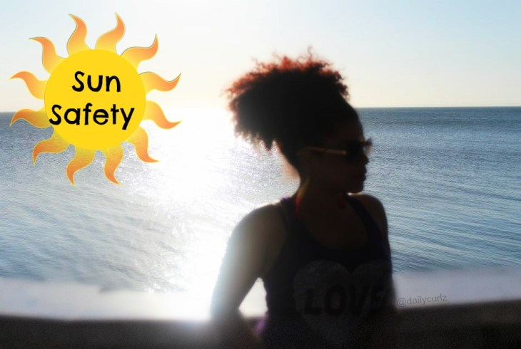 Sun Safety-What's your number? / protegete del sol- Cual es tu  número?