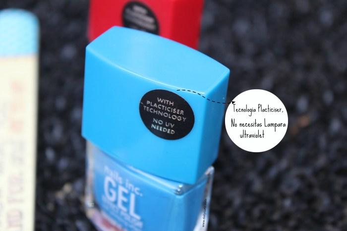 At Home Gel Manicure Effect