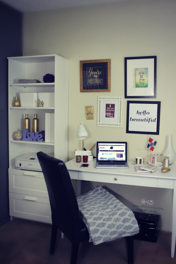 How to create your dream home office for Como decorar una oficina en casa