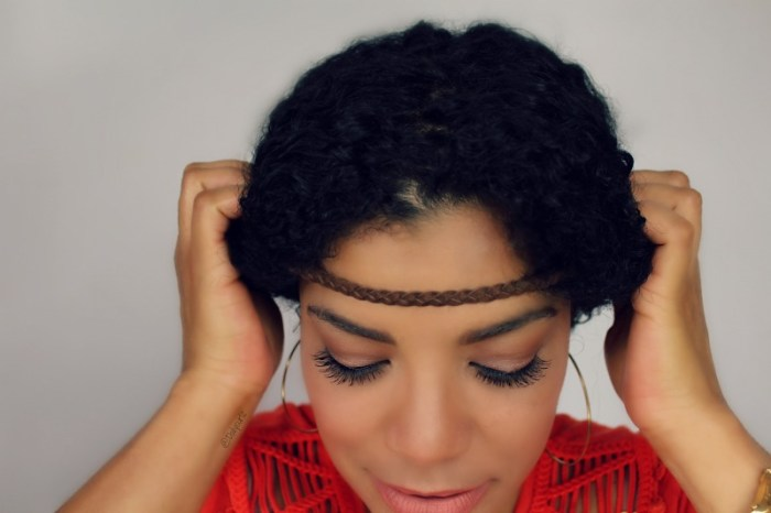 Natural hair style archives page 2 of 13 dailycurlz voila you have yourself a cute summer curly hairstyle solutioingenieria Image collections